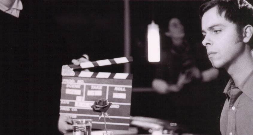 Stand In Kurzfilmworkshop (2000) mit Josef de Jong