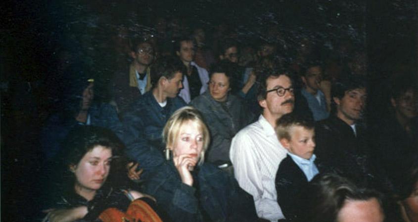 Stau in der Sackgasse Kinopublikum 1990