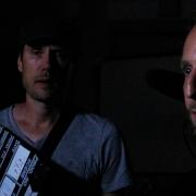 Bilderbeben Verschwörung Trailerdreh mit Lukas Hielscher