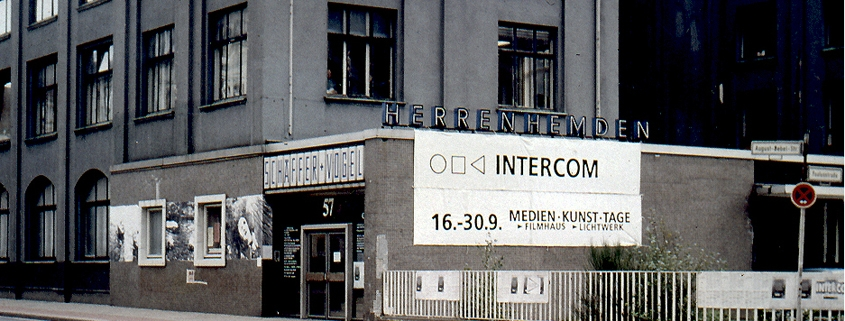 Intercom Medienkunstfestival 1988