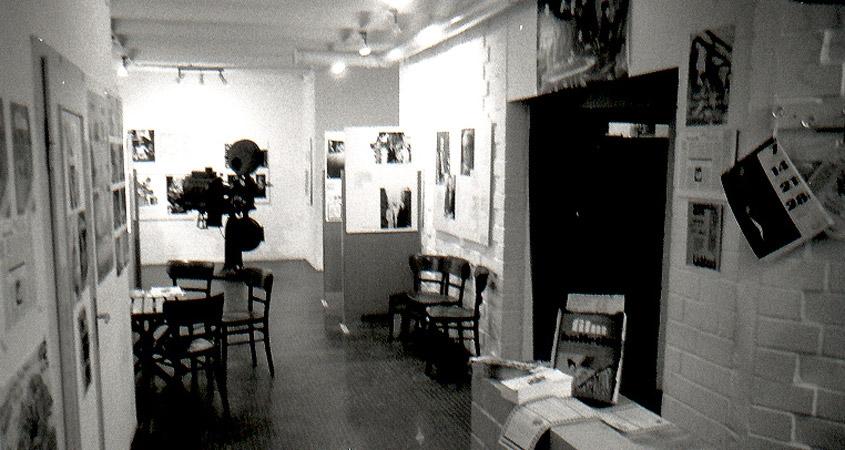 Massolle-Ausstellung im Lichtwerk Foyer 1989
