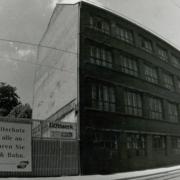 """Filmhaus in der ehemaligen Papierfabrik """"Opitz"""""""