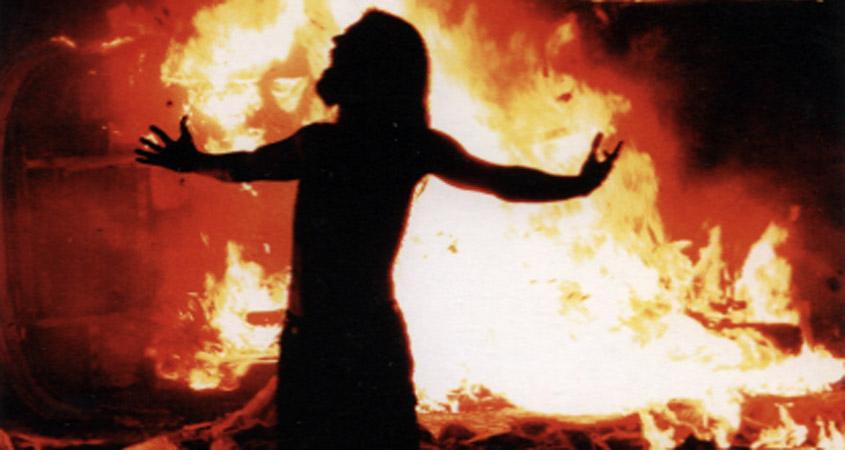 Seele brennt Filmhausparty 2010