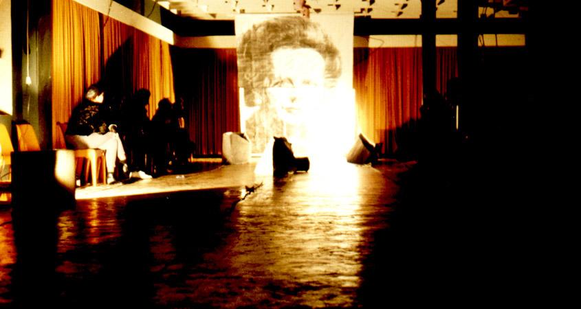 Intercom - Das Medienkunstfestival mit Sabine Bürger