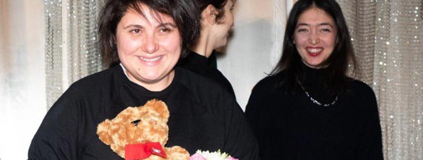Berlinale-Förderpreis für Hristiana Raykova