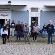 """Zweiter Seminarblock """"Land in Sicht"""" vor Kanal21"""