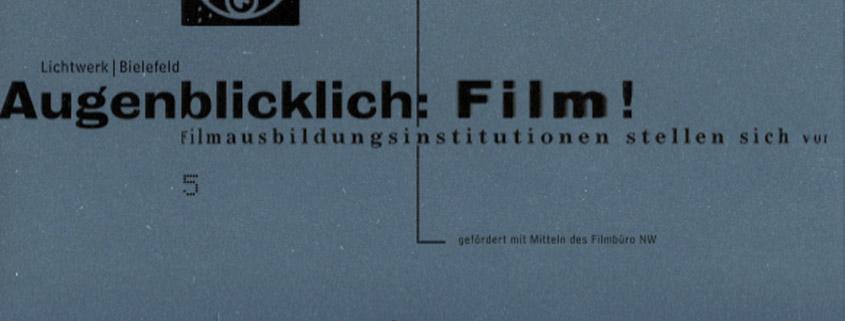 Augenblicklich Film 1997