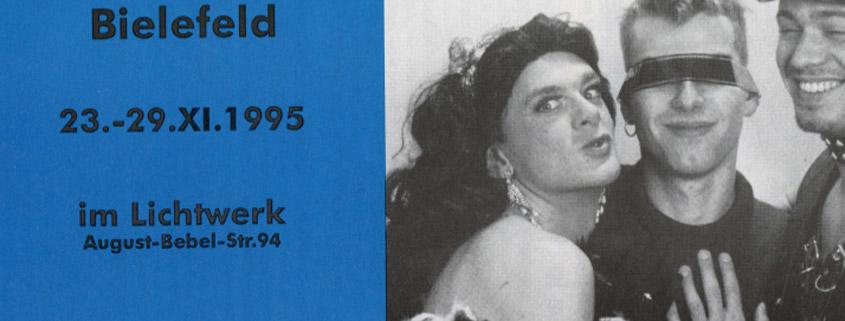Erste Schwule Filmtage 1995