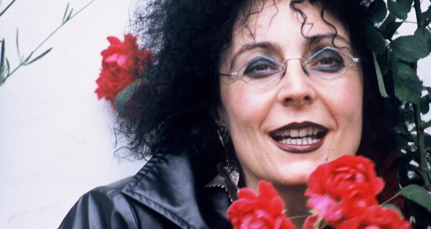 Regisseurin Olga-Elena Ost 1998