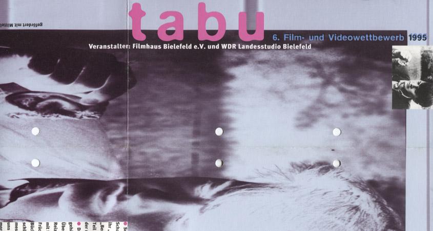 Tabu Bilderbeben 1995