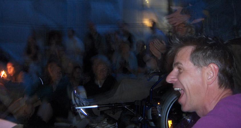 Bielefeld leuchtet Publikum 2005