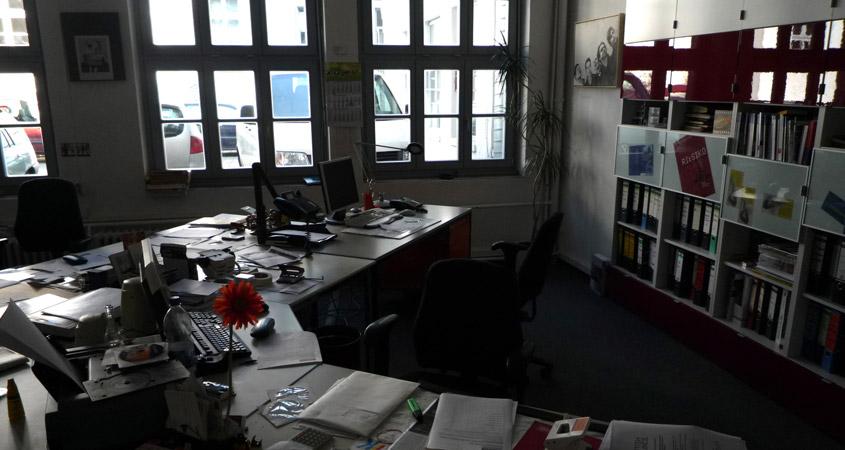 Filmhausbüro 2011