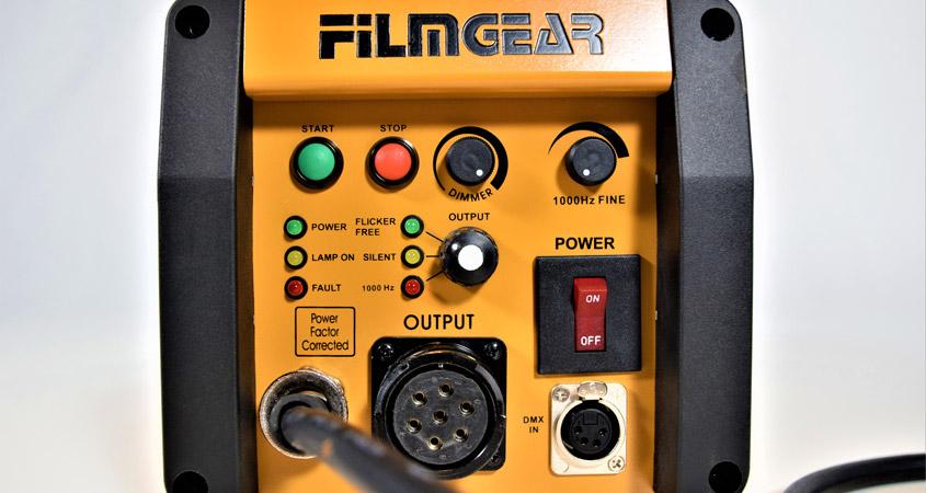 Filmgear Steuergerät Electronic Ballast V3