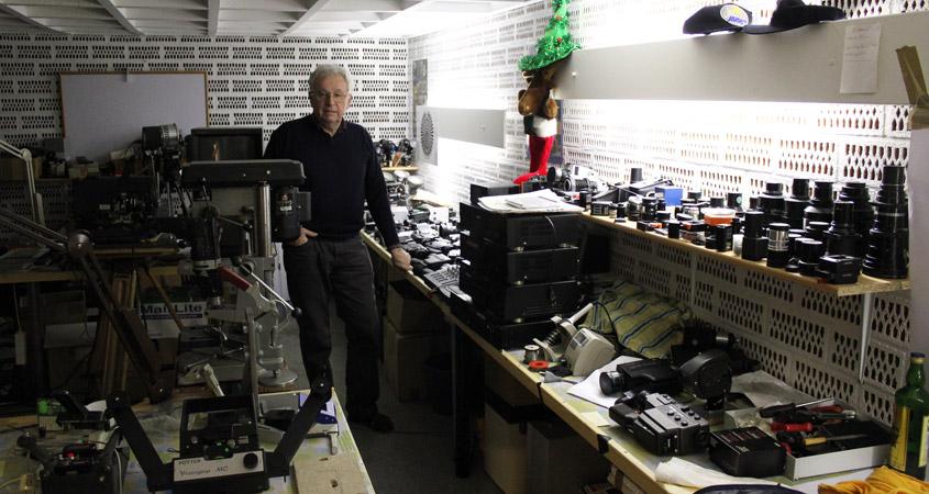 Gottfried Klose Werkstatt 2011