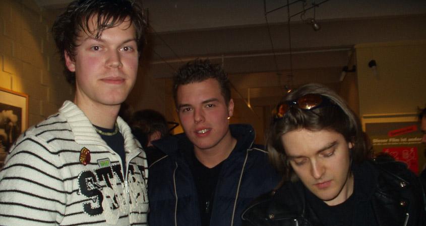 Andreas Hartmann, Michael Grothe-Hammer, Steffen Kaminski 2004