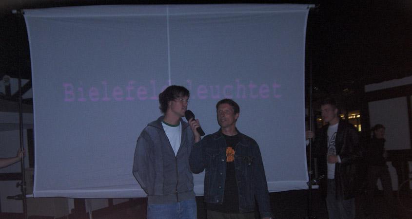 Andreas Hartmann und Ronald Herzog 2005