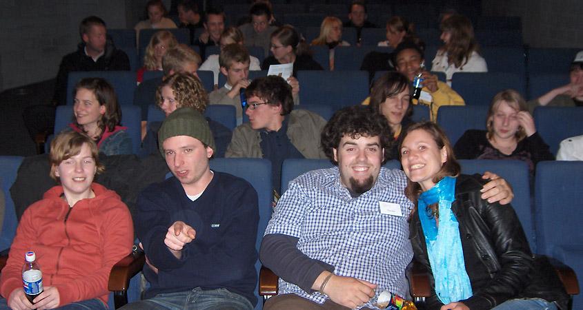 Kinopublikum Lichtwerk im Filmhaus
