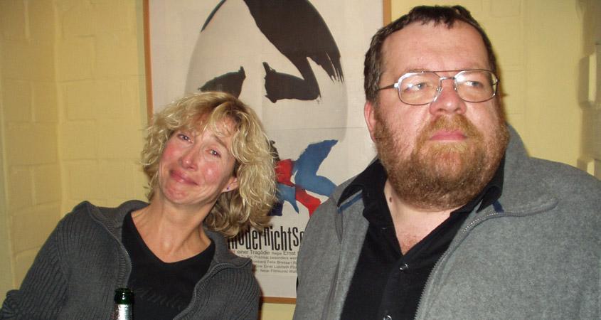 Eva Kukuk und Wolfgang Ueding 2004