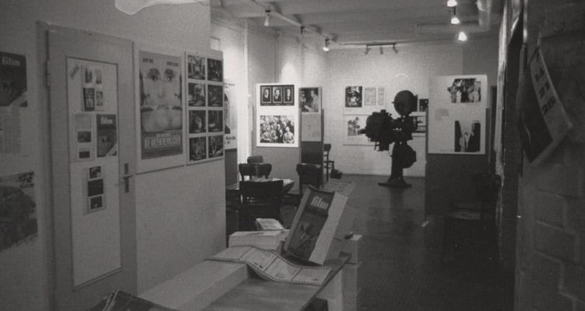 Ausstellung im Kinofoyer