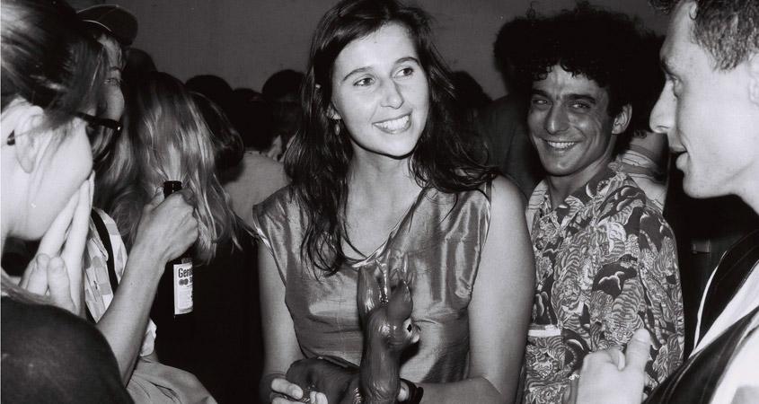Monika Lindhorst 1992