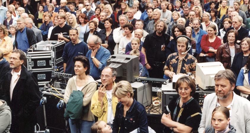 Rock meets Classic mit dem Detmolder Kammerorchester