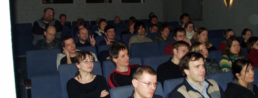 Sammelalbum Kinosaal 2004