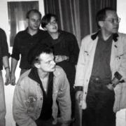 """""""Schmelzdahin"""" mit """"Alten Kindern"""" 1989"""