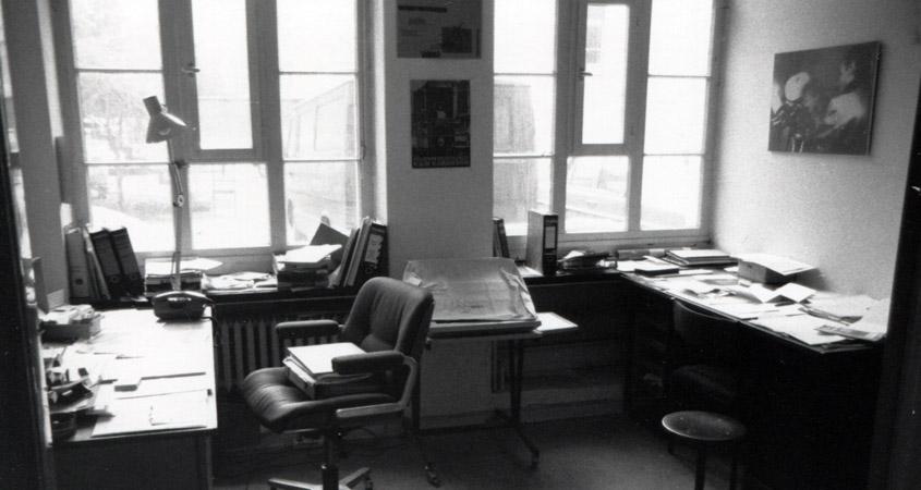 Filmhaus-Büro 1989