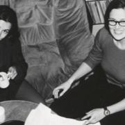 Javiera Palomino und Carmen Ruffer