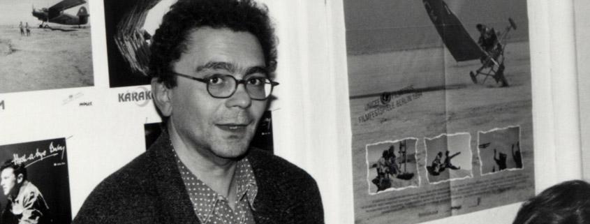 Jürgen Hillmer im Lichtwerkkino im Filmhaus
