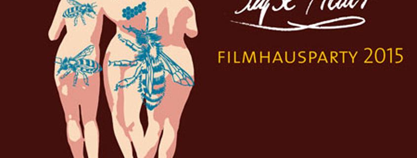 Filmhausparty Süße Haut 2015