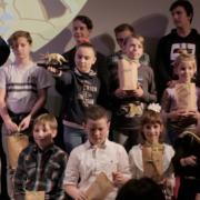 Die Gewinner beim Kinder- und Jugendfilm-Wettbewerb 2019