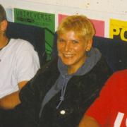 Stuhlausbau im Lichtwerk 1996