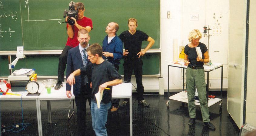 Trailer Geschwindigkeit 2001