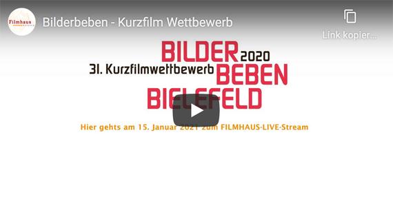 "Bilderbeben 2020 ""Abschied"" YouTube Livestream"