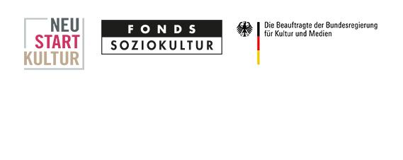 Logos der Foerder im Projekt Proberaum Film