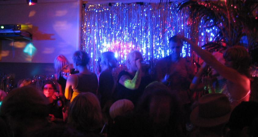 Filmhausparty Disco 2008