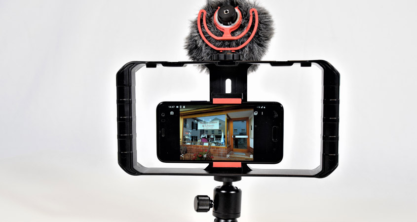 Smartphone Video Rig Ulzani