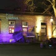 Kino leuchtet Lichtwerk Kino im Ravensberger Park