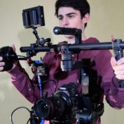Ronin mit Canon C100 und Funkschärfe