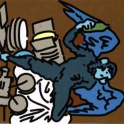 Seltene Vögel [sehr gut drauf] Filmhausparty 2004