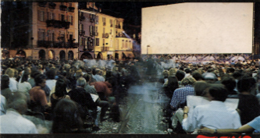 Locarno Open Air Kino