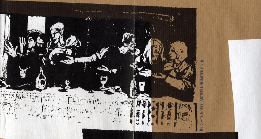 Artists Unlimited Ausstellung Katalog