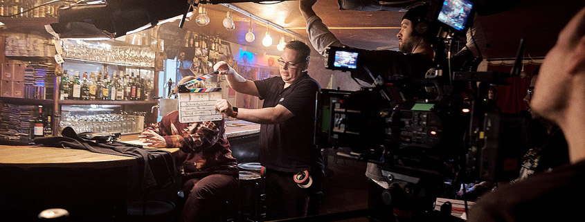 Kurzfilmworkshop Digital Cinema
