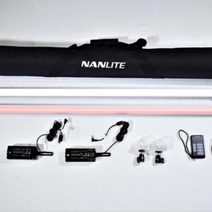 Nanlite LED PavoTube 30C Dual Kit mit zwei Tubes