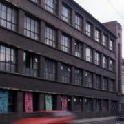 Filmhaus mit Lichtwerk Aussenansicht 1992