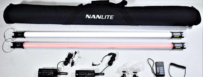 Nanlite LED PavoTubes