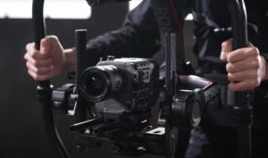 Sony FX6 im Gimbal